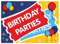 KIDS' BIRTHDAY PARTIES Quaywest 2018