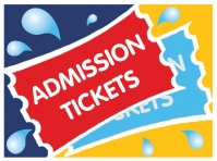 ADMISSION TICKETS - 5th May to 29th June