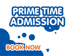 Quaywest - Prime Time Single Admission 30th July - 5th Aug