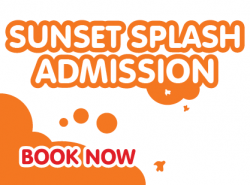 Poole - Sunset Splash Single Admission Arrival 4.00pm - 5.00pm 1AUG