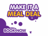 Poole Hot Food Meal Deal