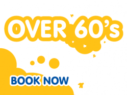 Poole -All Day Over 60s Single Admission 2019/20