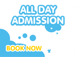 September All Day Single Admission