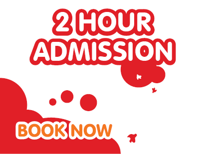 2hr Single Admission - Sept 21