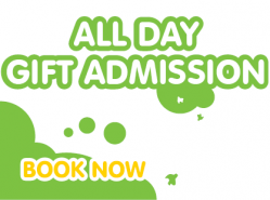 All Day Single Admission Gift Voucher for Splashdown Quaywest