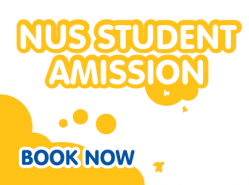 Poole - Early Bird 2 hour NUS Student Admission
