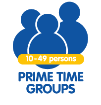 Poole Group - Prime Time Group 15th - 31st  July