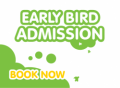 Spring Half Term 2019 Early Bird Single Admission