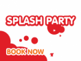 Splash Birthday Party £18.00 per person with a £40 deposit