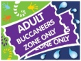 Adult - Buccaneers' Zone Only