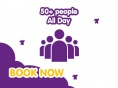Poole Group - All Day Large Group July 1st - 14th