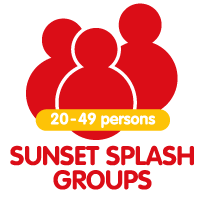 Poole Group - Sunset Splash Medium Group 15th July to 31st August