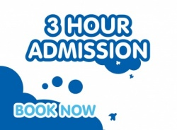 Poole - 3 Hour  Admission  Afternoon Arrivals  DEC 24