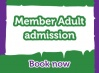 Lemur Landings - School Holiday Session 3 - Members - Additional Accompanying Adult Admission