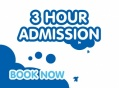 Poole - 3 Hour  Admission  Morning Arrivals  JULY 21