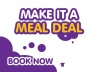 Poole Cold Food Meal Deal 2020/21 - GOV Eat Out Scheme